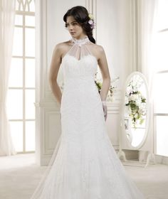 Wedding Dress Colet  COAB14065IV 2014