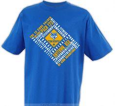 12 Core Values - Cub Scout™ Pack Design Cub Scout Uniform, Boy Scout Troop, Cub Scouts, Girl Scouts, Boy Scout Patches, Wolf T Shirt, Crew Shirt, Shirt Price, Shirts For Girls