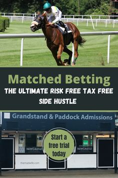 Everything you need to know about matched betting. Risk free and tax free, from home side hustle. Start an Oddsmonkey free trial. #matchedbetting #sidehustle #fromhome #earnonline Free Cash, Tax Free, Online Income, Online Earning, Matched Betting, Starting School, Lost Money, Casino Bonus, Book Making