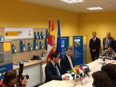 Juan Manuel Moreno, avanza en su visita a Burgos mayor atención a estas enfermedades  Visita del Secretario de Estado de Servicios Sociales e Igualdad al Centro de Referencia Estatal de atención a personas con enfermedades raras, en Burgos