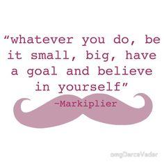 I freakin love Markiplier ♡