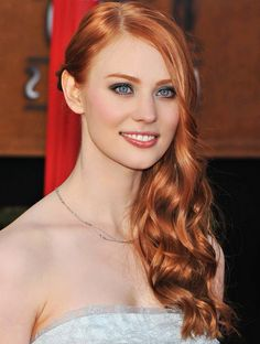 Hair Color Ideas, Strawberry Blonde Hair Dye: Beautiful Strawberry Blonde Hair Color Ideas. More On: www.excellenthairstyles.com