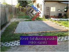 Kerti faházalapozás, betonalap!, Budapest [www.vidfred.multiapro.com]