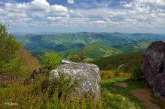 looking east from Spruce Knob, WV. West Virginia, West Va, Blue Ridge Mountains, Great Smoky Mountains, Places To Travel, Places To Visit, Harpers Ferry, Mountain States, Appalachian Mountains