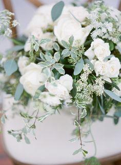 Floral Design: TOAST Santa Barbara - http://www.stylemepretty.com/portfolio/toast-santa-barbara Photography: Diana McGregor Photography - http://www.stylemepretty.com/portfolio/diana-mcgregor-photography   Read More on SMP: http://www.stylemepretty.com/2015/02/12/romantic-ivory-grey-ojai-valley-inn-wedding/