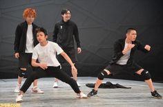 Stage play Noya & Ryu