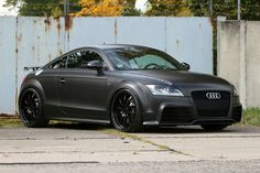 even better, buy me this audi ;)