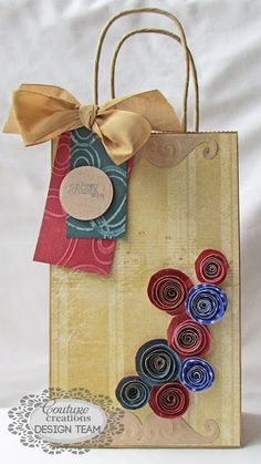 Couture Creations | Core'dinations Blog Hop Day 3 with Gloria Stengel | Couture Creations Nesting Dies, Decorative Dies & Embossing Folders,  Core'dinations Cardstock