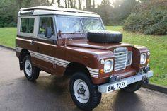 1982/Y.. Land Rover 88 County Station Wagon.. 4 Cylinder Petrol..