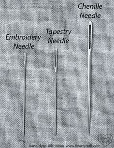 Needles for ribbon embroidery http://www.deal-shop.com/product/embroidery/
