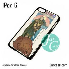 Brienne Game Of Thrones iPod Case For iPod 5 and iPod 6
