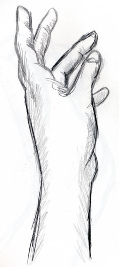 how to draw hand reaching out - Google Search