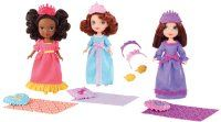 Disney Sofia The First Royal Sleepover Doll 3-Pack - Just $12.21! - http://www.pinchingyourpennies.com/disney-sofia-the-first-royal-sleepover-doll-3-pack-just-11-50/ #Amazon, #Pinchingyourpennies, #Sleepoverdolls, #Sofiathefirst, #Toyclearance
