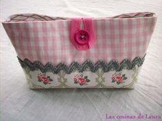 Las cosinas de Laura es un blog dedicado a la costura, manualidades y DIY