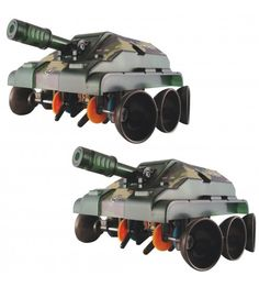Titan Tank Kit (twin pack)