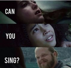 Can you sing