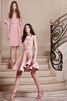 Elie Saab fashion collection, pre-autumn/winter 2014