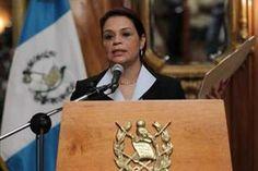 Renunció la vicepresidenta de Guatemala por un caso de corrupción - lanacion.com