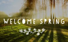 Happy First Day of Spring! We hope this new season blooms growth & happiness to you and your loved ones!