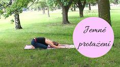 Jemné protažení s jógou | začátečníci How To Plan, Youtube, Youtubers, Youtube Movies