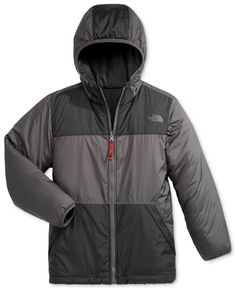 The North Face Boys' or Little Boys' Reversible True or False Jacket