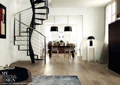 Stairs, Home Decor, Environment, Houses, Spiral Staircase, Stairway, Decoration Home, Room Decor, Staircases
