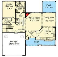 Spectacular Four Bedroom Home Plan - 3961ST   1st Floor Master Suite, Cape Cod, Loft, PDF, Traditional   Architectural Designs