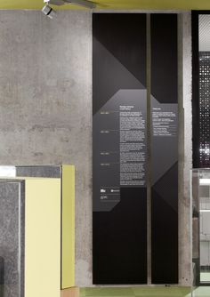 Bendigo Library wayfinding by Hofstede Design (building by MGS Architects)