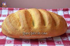 Il pane fatto in casa è più buono (ma molto più buono), è genuino, sapete cosa c'è dentro e l'avete fatto voi quindi è una vostra creazione!