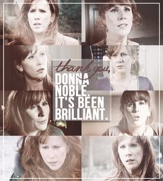 #DonnaNobleForEver she is the best, and I don't care who says otherwise!