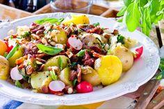 Cobb Salad, Bacon, Food, Essen, Meals, Yemek, Pork Belly, Eten
