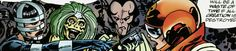 Darkseid's Female Furies
