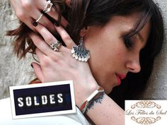 Soldes collection Automne-Hiver 2013 2014 www.lesfillesdusudbijoux.com Diamond Earrings, 2013, Jewelry, Collection, Southern Girls, Fall Winter, Jewlery, Bijoux, Schmuck