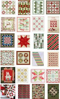 Free pattern day: Christmas 2015 (part 3)