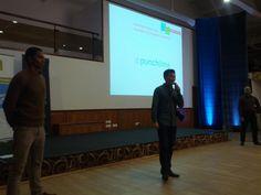 The Presentation Begins!