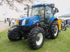 New Holland T6160 tractor