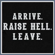 Arrive Raise Hell Leave T Shirt Funny Wrestling Stone Cold WWF Steve Austin Tee Shirt on Etsy, $12.00