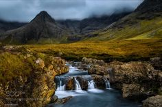 Fairy pools by stanbessems83. Please Like http://fb.me/go4photos and Follow @go4fotos Thank You. :-)