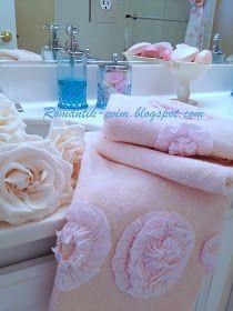 My Shabby Chic Home: My bathroom