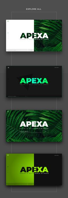 21 Best Adobe XD Website Templates images in 2018 | Adobe xd