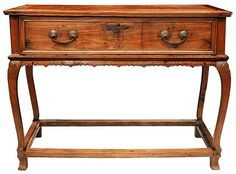 Altar Table from Abra (Ilocos Region), c. late century (Narra and Wrought Iron) Ilocos, Furnitures, Wrought Iron, Altar, Antique Furniture, 18th Century, Entryway Tables, Auction, Rustic