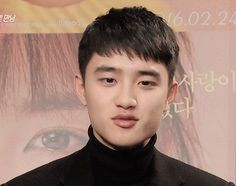 ... yes Kyunsoo... ahahah that smirk...