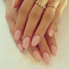 NAIL SWAG — MATTE PINK NAILS for @arianagrande! #nailswag...