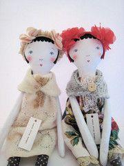 Petranille Cloth Doll