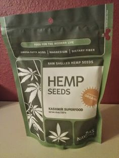 Why to add Hemp Seeds to a Diet for Endometriosis | Peace With Endo - Journey to naturally healing endometriosis through diet, lifestyle and positive thinking.