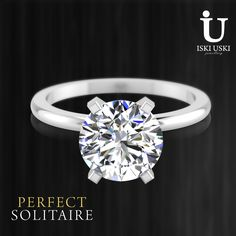 Click here to view ‪#‎excellent‬ ‪#‎collection‬ of ‪#‎diamond‬ / ‪#‎solitaire‬ ‪#‎rings‬.. Shop Now: www.IskiUski.com