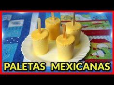 RECEITA FÁCIL DE PALETAS MEXICANAS - YouTube