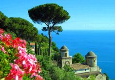 Ravello, Campania - Best coastal towns in Italy Amalfi Italy, Amalfi Coast, Sorrento Amalfi, Positano, Hotel Eden, Shore Excursions, Seaside Towns, Italy Wedding, Italy Travel