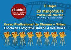 ESCOLA DE FOTOGRAFIA STUDIO3/ SESIMINAS: ESCOLA DE FOTOGRAFIA STUDIO3 & SESIMINAS ABRE MATR...