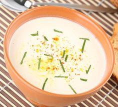 Soupe de chou-fleur - à partir de 7 mois